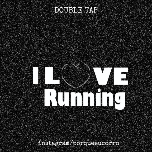 Double Tap is Love Running
