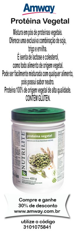 proteina-vegetal-amway